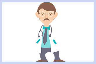 男性白癜风是什么症状特征呢